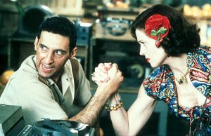 John Turturro and Sigourney Weaver