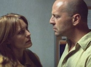 Bruce Willis şi Robin Wright