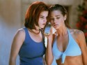 Denise Richards şi Neve Campbell