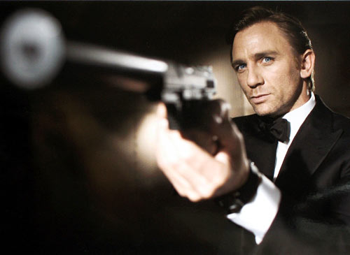 Daniel Craig - new James Bond