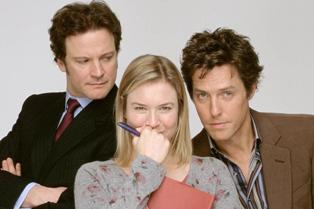 Bridget Jones's Diary - Renee Zellweger, Colin Firth, Hugh Grant