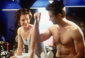 Hugh Jackman şi Ashley Judd