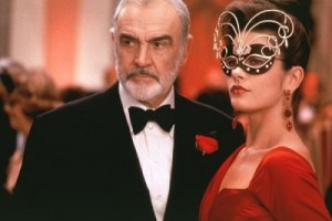 Sean Connery şi Catherine Zeta-Jones