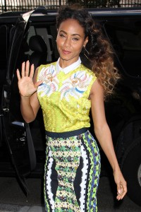 Jada Pinkett Smith Out And About In NYC