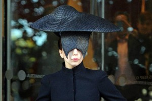 Lady Gaga Leaving London Hotel 137064