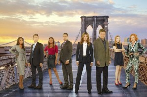 PENNY JOHNSON JERALD, SEAMUS DEVER, TAMALA JONES, JON HUERTAS, STANA KATIC, NATHAN FILLION, MOLLY QUINN, SUSAN SULLIVAN