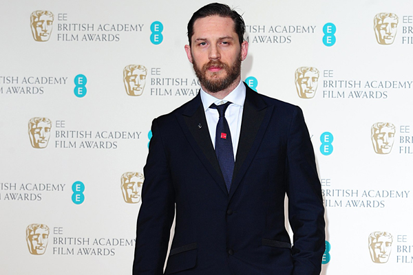 BAFTA Film Awards 2014 - Press Room - London