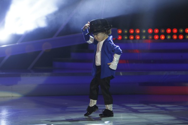 David - Micul Michael Jackson - Next Star