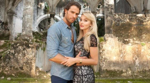 Angelique Boyer și Sebastian Rulli