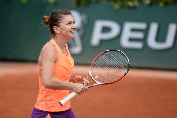 Roland Garros - Eight-Final - Halep v Stephens- Paris