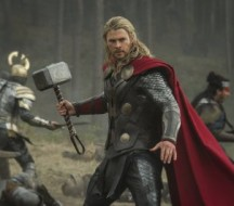 Thor Întunericul - Chris Hemsworth
