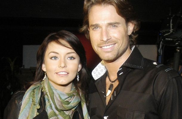 Angelique Boyer şi Sebastian Rulli