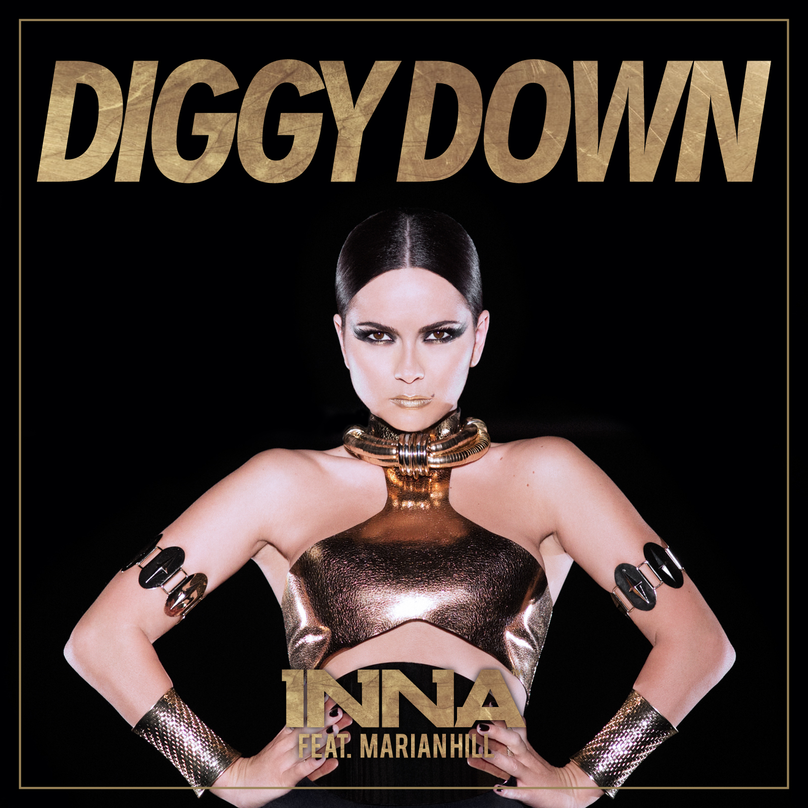 Cover final Diggy Down