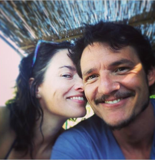 Lena Headey with cool, Boyfriend Pedro Pascal