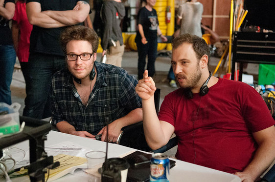 The Interview  Seth Rogen și Evan Goldberg