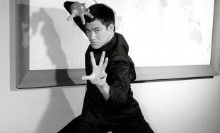 "Bruce Lee, ""The Green Hornet"" circa 1966."