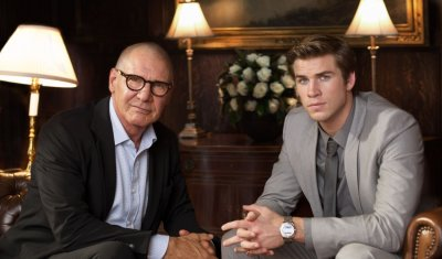 Paranoia - Harrison Ford şi Liam Hemsworth