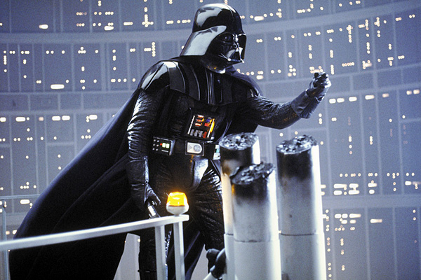 "David Prowse ""Star Wars Episode V: The Empire Strikes Back"" 1980"