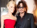 Amber Heard şi Johnny Depp