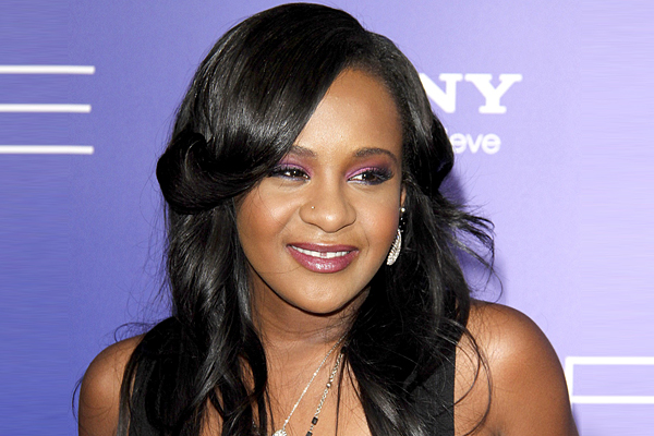 Whitney Houston's Daughter Bobbi Kristina Brown Found Unconscious in Bath Tub