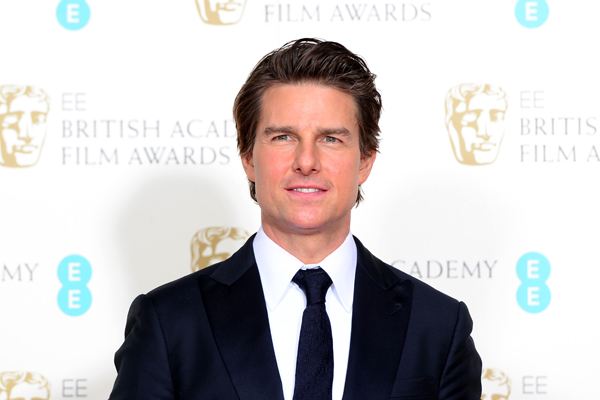 BAFTA Film Awards 2015 - Press Room - London
