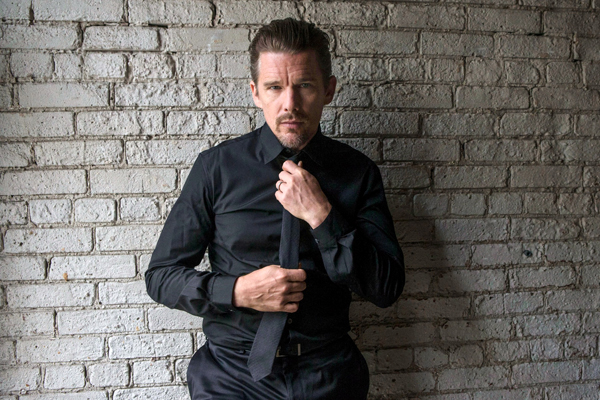 TIFF - Ethan Hawke Photo Session