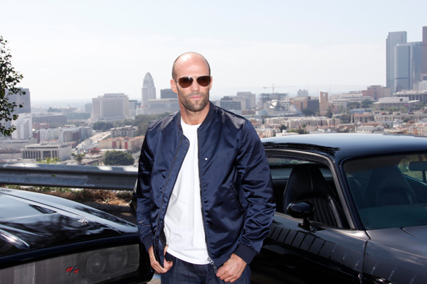 "Conférence de presse du film ""Fast and Furious 7"" a Los Angeles"