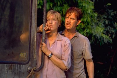 Jurassic Park III - Téa Leoni şi William H. Macy