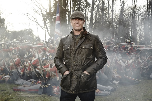 Sean Bean Waterloo Documentary History Channel Core Images