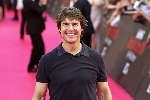 Tom Cruise bei der Premiere des Kinofilms 'Mission: Impossible - Rogue Nation' in den Toho Cinemas Shinjyuku in Tokio / 030815 ***Mission: Impossible - Rogue Nation premiere in Tokio, Japan, Aug. 3rd, 2015.***