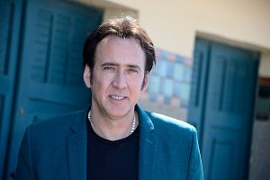 39th American Film Festival - Nicolas Cage Honored-  Deauville
