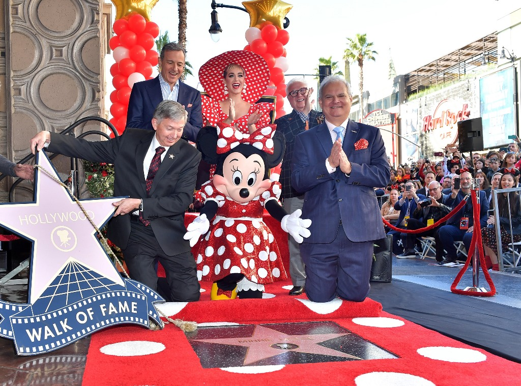 Minnie Mouse a primit propria stea pe Hollywood Walk of Fame (4)