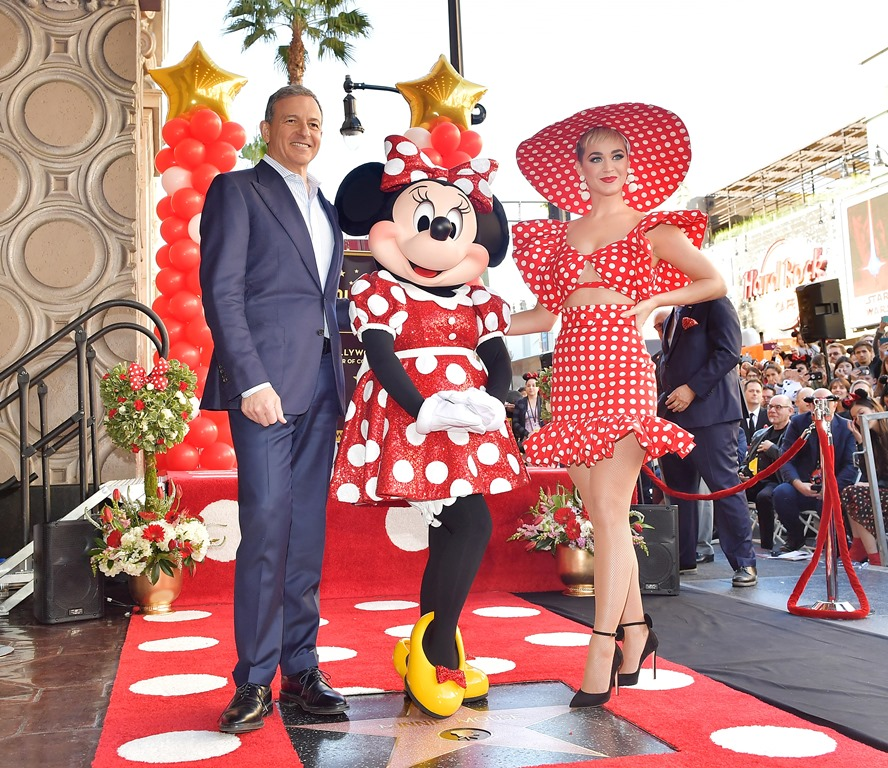 Minnie Mouse a primit propria stea pe Hollywood Walk of Fame (9)
